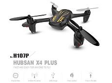 Hubsan X4 Plus H107P 4CH Hoogte Modus RC Quadcopter met LED RTF 2.4 GHz