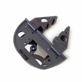 Robot Clamp Gripper Bracket Servo Mount Mechanical Claw Arm kit For MG995 MG996 SG5010 Servo