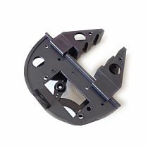 Robot Clamp Gripper Bracket Servo Mount Mechanical Claw Arm kit For MG995 MG996 SG5010 Servo