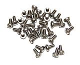 F05077 100Pcs M3 3*6 Screw bolt For Coupler/Motor Mount/Servo Bracket/Robot Car chassis