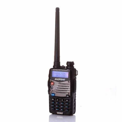 BAOFENG UV-5RA+ Dual Band Model VHF / UHF 136-174 & 400-480Mhz UV-5R Upgraded Handheld Radio