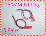 Wholesale 150MM 15CM JST Connector Plugs Wire RC Lipo Battery