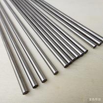 JMT Long Steel Shaft 20cm Metal Rod 200mm Steel Shaft DIY Axles Technology Production Building Model Accessory
