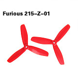 Walkera Furious 215-Z-01 3-blade Propeller Prop for Walkera Furious 215 FPV Racing Drone Quadcopter Aircraft