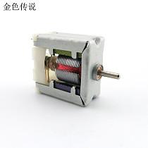 JMT 020 Small Motor Square Micro Motor DC3V Motor Scientific Experiments Toy Motors