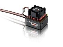 Hobbywing QUICRUN 10BL60 Sensored 60A 2-3S Lipo BEC Speed Controller Brushless ESC for 1/10 1/12 RC Car