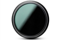 GreenL 58MM ND Filter Variable ND2 to ND400 Gray Multi-layer Coating MRC ND2-400 for Digital SLR Camera