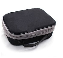 F07594-D Medium Camera Bag Kit/Waterproof Case/Video Cable/Handheld Stick for Gopro
