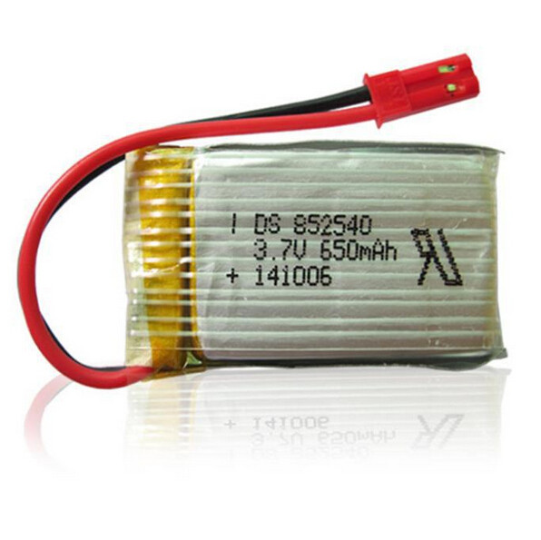 3.7V 650MAH Lipo Battery AKKU Spare for Phantom Fayee for FY550 Camera RC Heli Quadcopter Ghost FPV Drone Uav
