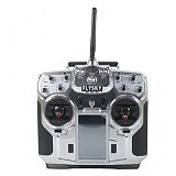 FlySky FS-i10 T6 2.4g Digital Proportional 10 Channel Transmitter and Receiver System 3.55 LED Screen