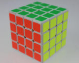 YJ AoSu 4*4*4 62mm Magic Cube Speed Puzzle Spring Screw Structure 4 Mode