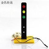 JMT Traffic Lights Technology Production Invention Signals Traffic Lights DIY Science Model Toys Education Kit