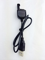 USB Charging Cable for GOPRO WIFI Remote Control Black