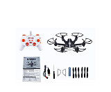 F15309/10 MJX X800 2.4G RC Drone Hexacopter 6 Axis Gyro UAV 3D Roll Auto Return Headless Helicopter (Without Camera)