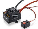 Hobbywing EZRUN MAX10 SCT BEC Waterproof 2-4S Speed Controller Brushless ESC for 1/10 RC Car Truck