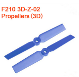 1Pairs Walkera F210 3D Edition Racing Drone Spare Part F210 3D-Z-02 Propeller CW CCW for 3D Flight