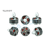 Tarot MT2208III CW CCW brushless Motor with propeller and screws TL400H12 TL400H13 for 280/300 Quadrocopter Multicopter