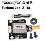 Walkera Furious 215-Z-18 TX5838 (FCC) Transmitter for Walkera Furious 215 FPV Racing Drone Quadcopter Aircraft