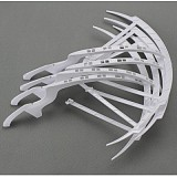 4 Pcs JJRC X6 RC Helicopter Spare Parts Protective Frame for JJTC H16 Helicopter
