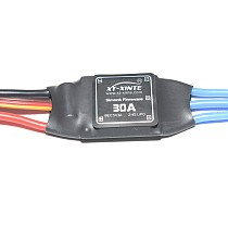 XT-XINTE Simonk Firmware 30A ESC Electric Speed Controller with 5V 3A BEC for 2 to 4s Lipo Battery F18203
