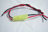 50 Pairs Green 20AWG Tamiya battery connector plug & socket 20cm length Flexible Silicon Wire