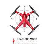 Hot Sale FQ777 FQ02W WiFi FPV Foldable Drone 0.5MP 2MP Camera With High Hold Mode 4CH 2.4G RC Quadcopter Helicopter