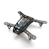 F14702 WASP280 280mm Mini 4-Axis Fiberglass RC Quadcopter Frame Kit DIY for FPV RC Drone UAV 808 Camera As 280 Alien Acr