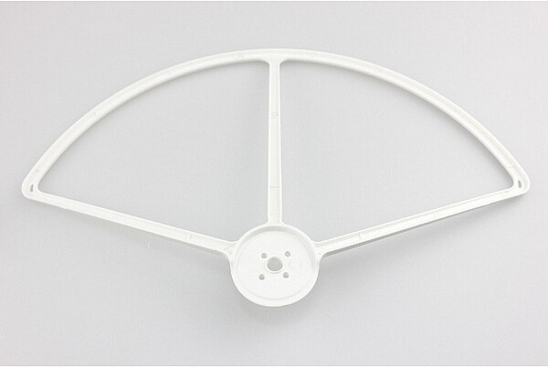 4 Pieces White Prop Guard Blade Prop Protector Guards For DJI F450 F550 Flame Wheel RC Quadcopter
