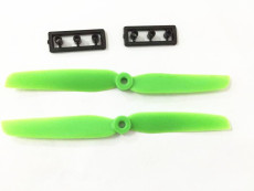1 Pair GF 6045 ABS Propeller Props Q250 ZMR250 280 300 Quadcopter