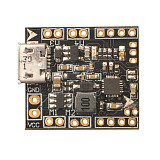 Tiny SP Racing F3 EVO Geborsteld Vlucht Controller Besturingskaart voor 90 120 125mm FPV Quadcopters Als Scisky 32 bits