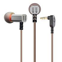 KZ ED9 3.5mm Heavy Bass Music In Ear Earphones HIFI Metal DJ Stereo Earplug Moving Coil Noise Cancelling