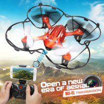 JJRC H6W Wifi FPV Drone RC Quadcopter 2.4G 4CH 6-Axis Gyro RC Quadcopter Real-time Transmission with 2.0MP HD Camera