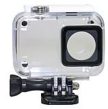 Diving 45m Waterproof Underwater Protective Housing Case Transparent for Xiaoyi Xiaomi 4K Action Sports Camera II 2