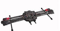 Tarot FY690S Full 6 axis Carbon Aircraft Frame 3K Folding Hexacopter 680mm FPV