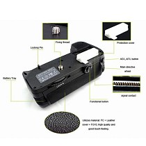 Commlite ComPak Battery Grip / Vertical Grip / Battery Pack for Nikon D7000