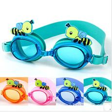 1pc Child Waterproof Anti-fog UV Protection Swim Glasses Adjustable Eyewear Swimming Goggles