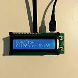 F11709 ESR01 LCR Resistance Inductance Capacitance ESR Meter Tester