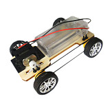 DIY kit Hand-Made Buggies Technology Assembles Toy Suit 12*4*9cm 4WD Smart Robot Car Tank Chassis RC Toy