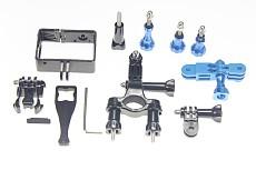 OEM Bicycle Holder Bracket Pivot Arm Mount Universal Protective Sheel Thumb Knob Screw Fixed Wrench for Gopro