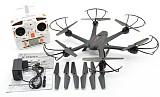 MJX X600 2.4G 6-axis RC Drone Hexacopter UAV Auto Return Headless RTF Helicopter + 1pc Spare Battery (No Camera)