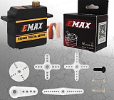 EMAX ES09MD Digital Metal Tooth Servo for 450 Helicopter RC Aircraft