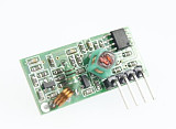 433M 433MHZ Frequency Receiver Module Wireless Receiver Module Super-regenerative