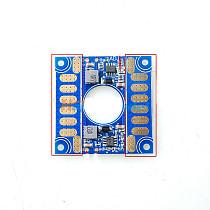 ESC Connection Plate Board 5V 12V Voltage Adjustable BEC Output for FPV Aerial Photography MultiCopter