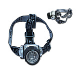 Water Resistant Hands Free 21 Ultra Bright LED Headlight Head Lamp Flashlight Adjustable Strap