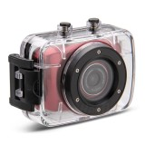 721P Full HD Action Camcorder Sprot DV DVR Outdoor Head Helmet Camera 21M Waterproof 2.1inch TFT LCD Touch