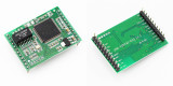 USR-TCP232-ED2 Triple Serial Device Server, UART TTL to Ethernet/TCPIP