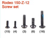 Walkera Rodeo 150 Rodeo 150-Z-12 Screw Set Spare Parts