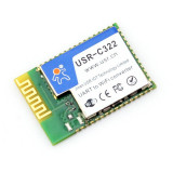 USR-C322 Industrial Low Power Serial UART to Wifi Module with TI CC3200