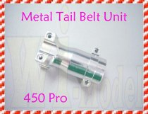New Metal Tail Belt Unit for T-rex TREX 450 Pro via Registered mail