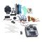 RC Drone Quadrocopter 4-axis Aircraft Kit 500mm Multi-Rotor Air Frame 6M GPS APM2.8 Flight Control AT10 Transmitter